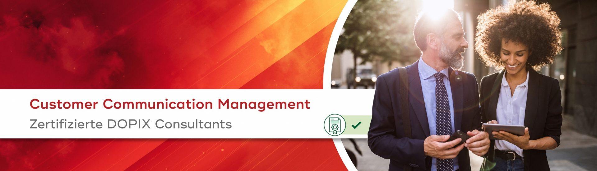 Grafik Customer Communication Management