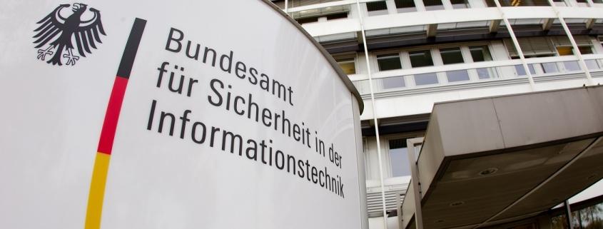 Gebäude des Bundesamts für Sicherheit in der Informationstechnik