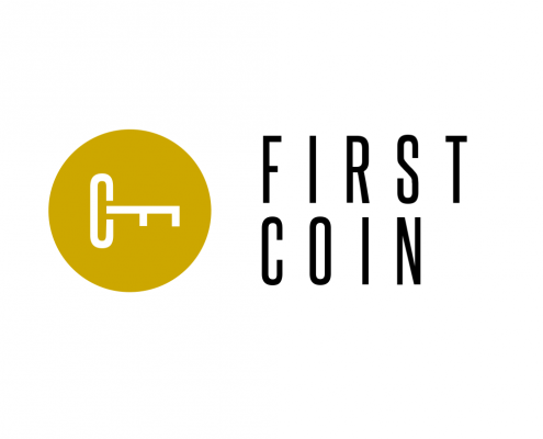 Logo First Coin
