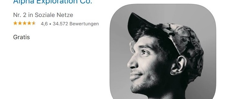 Clubhouse im Appstore