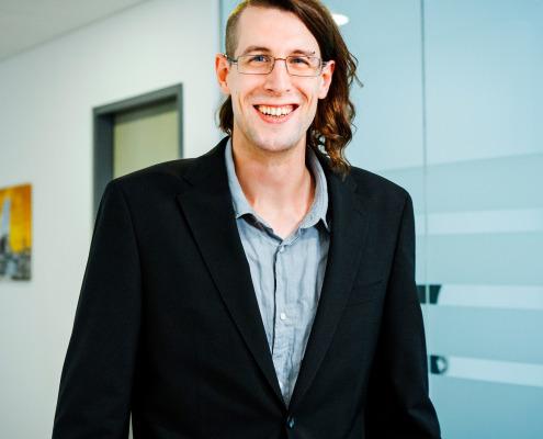Porträt Daniel Straßberger