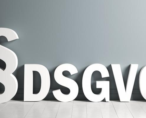 Sinnbild DSGVO