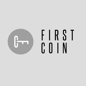 Logo First Coin