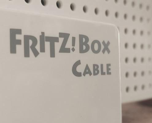 Foto einer Fritz!Box