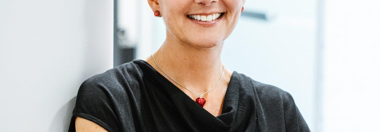 Porträtfoto Karin Selzer