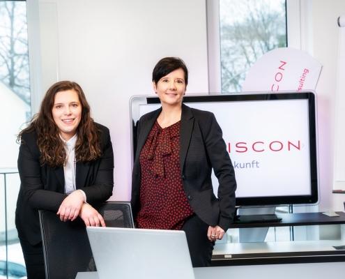 Karin Selzer (Consultant Compliance & Datenschutz) und Kerstin Wittemeier (Digital Marketing Managerin)