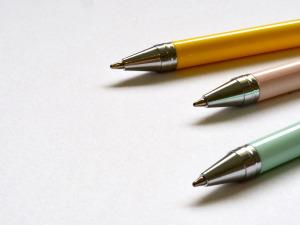 Sinnbild Kugelschreiber als Geschenk = compliancekonform?