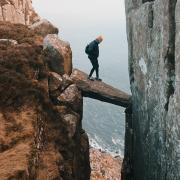 Sinnbild für wesentliche Risiken in einem KMU